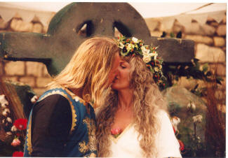 Medieval Weddings - Bride & Groom