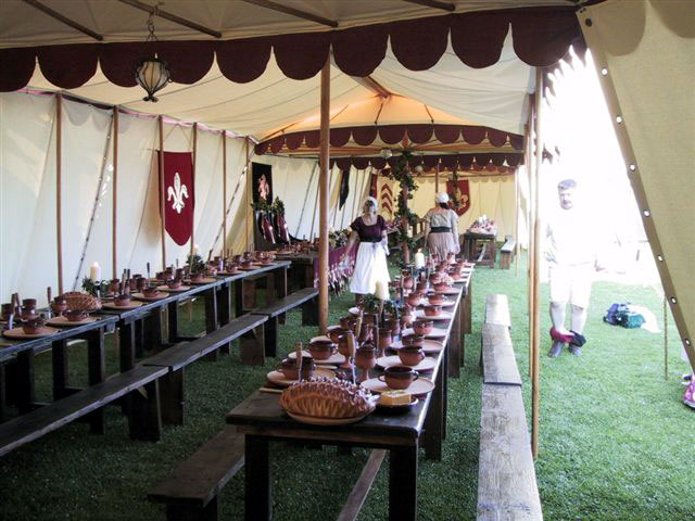 Fantaysia are the only company within the UK that owns the largest collection of Medieval tents for hire within the UK. & medieval tent hire medieval marquees medieval pavilion hire ...