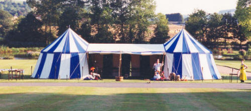 medieval tent and marquee hire & medieval banquet medieval banquets medieval weddings medieval ...